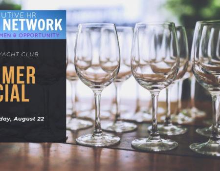 Executive HR Women's Network Summer Social