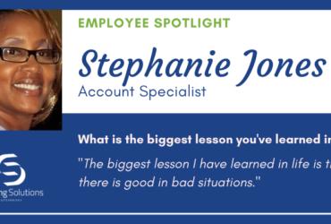 Meet Stephanie Jones
