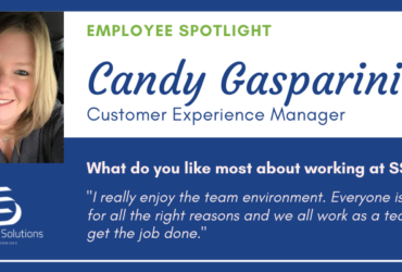 Meet Candy Gasparini