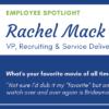 Meet Rachel Mack