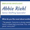 Meet Abbie Riehl