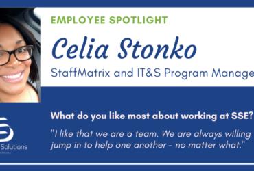 Meet Celia Stonko