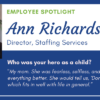 Meet Ann Richardson
