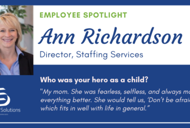 Meet Ann Richardson