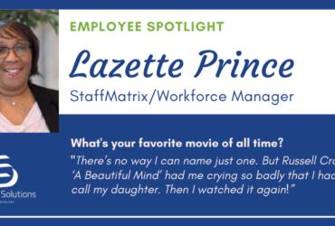 Meet Lazette Prince
